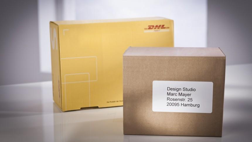 dhl hermes etiketten avery zweckform. Black Bedroom Furniture Sets. Home Design Ideas