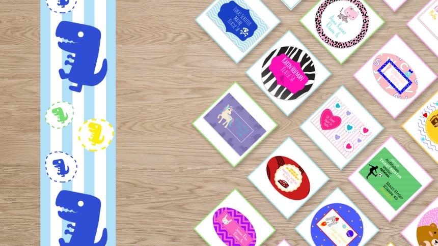 Vorlagen für Kinder und Schule | Avery Zweckform