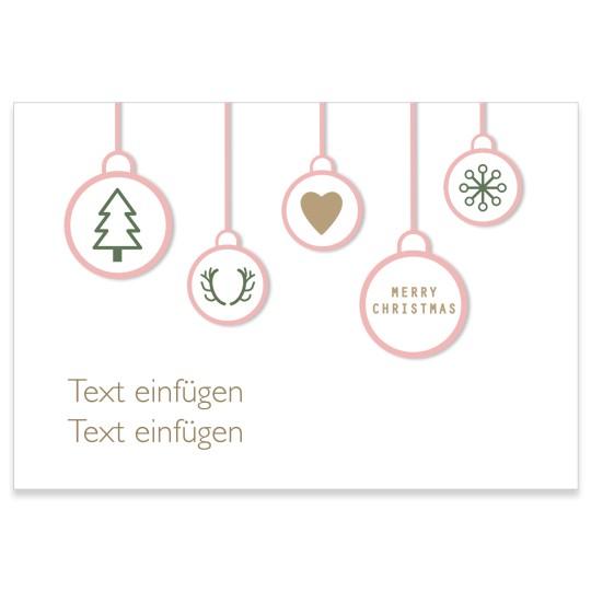 weihnachtskarten gestalten avery zweckform. Black Bedroom Furniture Sets. Home Design Ideas