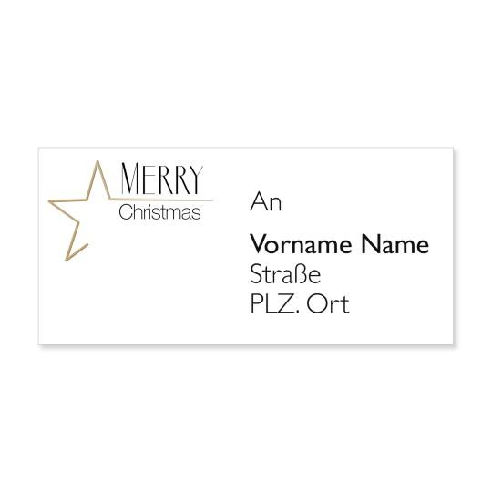 Weihnachtsmotive Für Adressaufkleber Geschenke Et Avery
