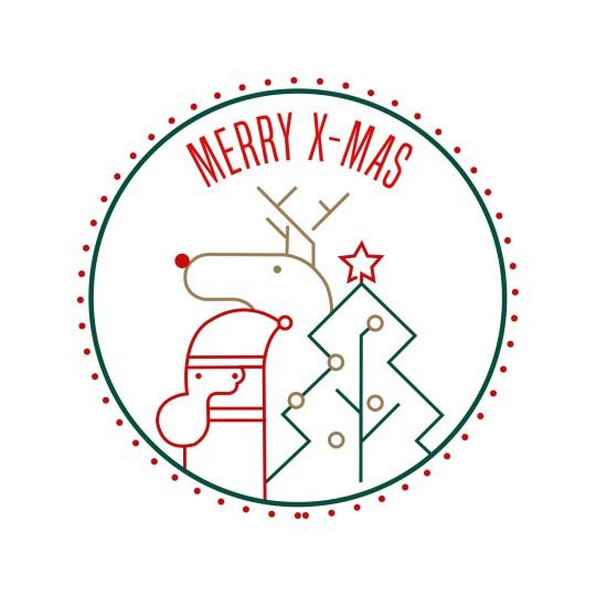 Weihnachtliche Etiketten Drucken Lassen Avery Zweckform