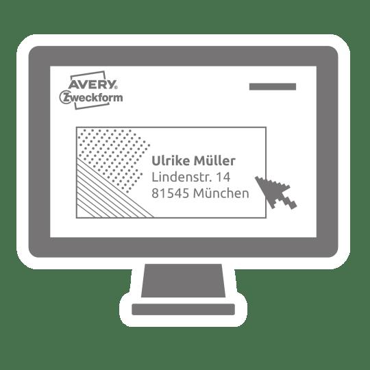 Avery® Design & Print Gratis Online Software | Avery Zweckform