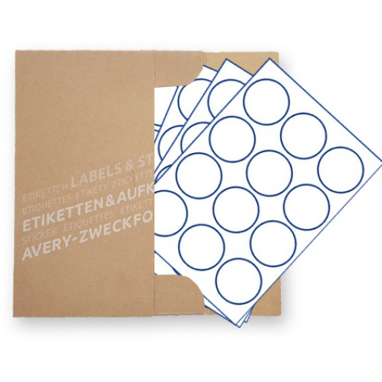 Individuelle Blanko Etiketten Kaufen Avery Zweckform