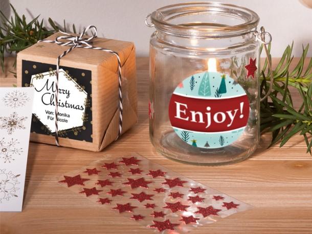 Weihnachtlich Dekorieren Avery Zweckform