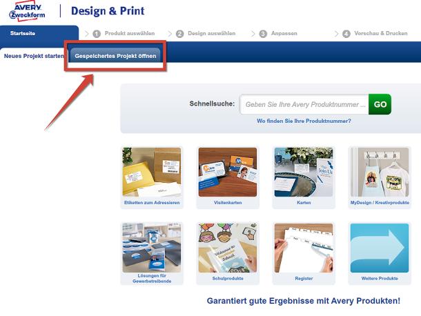 Anleitung Design Pro Datei Konvertieren Avery Zweckform