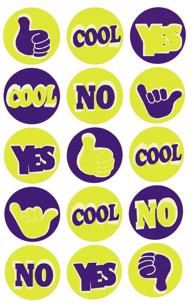 Neon Sticker 55596 Avery Zweckform