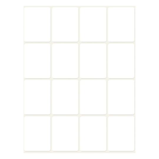 AVERY Zweckform Vielzweck Etiketten 38 x 29 mm weiß 40 Etiketten