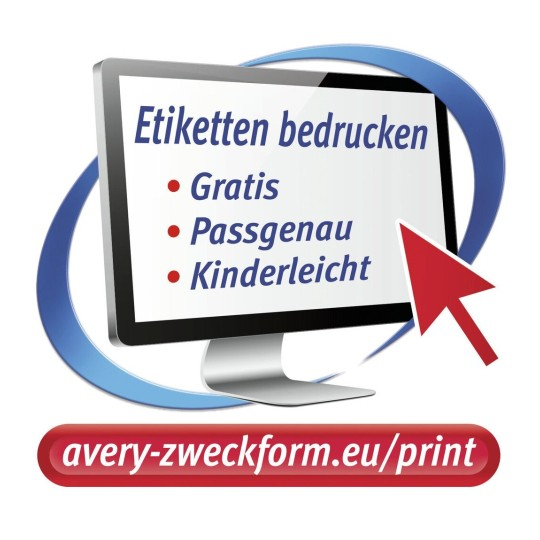 L7106-25 4004182067598 Software Etiketten Bedrucken stoerer